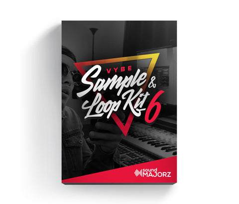 vybe | Sample & Loop Kit 6 - Loop Kit - SoundMajorz | Vybe & DiMuro Kits, Samples, Loops, MIDI Files & More - Buy & Download