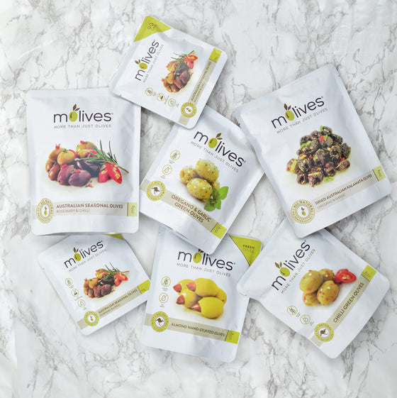 Olives Subscription Box, Molives - Molives Australian Gourmet Olives