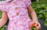 Willow Vintage Dress - limited edn print