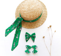 Green Dolls Accessories