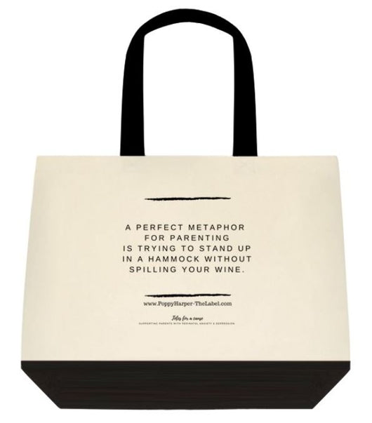 Charity Tote Bag: