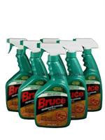 Bruce Hardwood and Laminate Cleaner -  Quart Spray, Case of Six