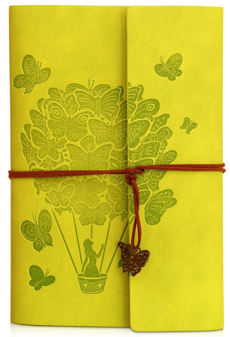 Butterfly Balloon Prayer Journal
