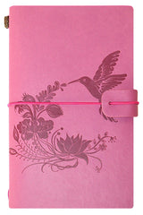 Hummingbird Travel Prayer Journal