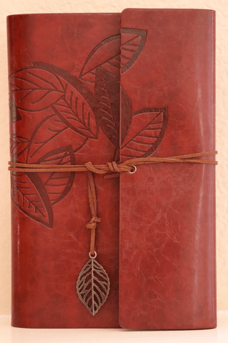 Leaf Prayer Journal