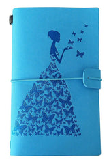 Butterfly Girl Travel Prayer Journal