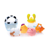 Welcome Baby Gift Set (Farm Animals)