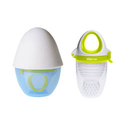 Food Feeder Plus w/ Grinder Single - Lime