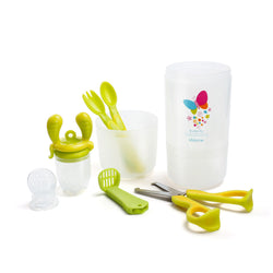 Baby Travel Easy Set - Lime