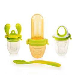 Food Feeder & Squeezer Starter Kit