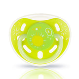 Glow in the Dark Pacifier Medium - Lime