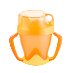 Non-Spill Training Cup w/ Cap 240ml