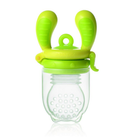 Food Feeder Single Large - Lime