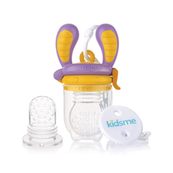 Food Feeder Limited Edition Set - Purple and Gold