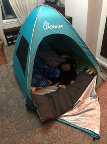 WolfWise pop up beach tent