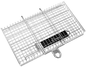 WolfWise Portable Large Grilling Basket
