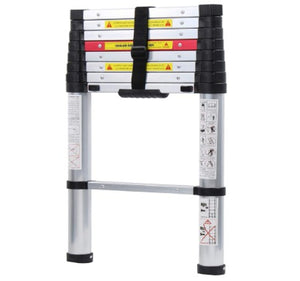 WolfWise Aluminum Telescoping Ladder