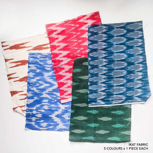 Assorted Fabric Trims