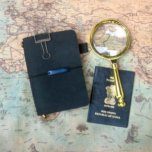 TBC Traveller's Journal - Black
