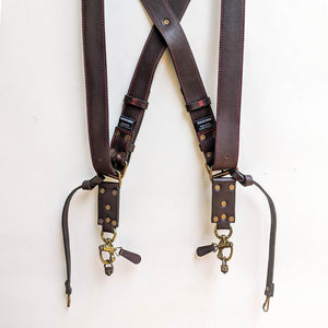 Double Camera Strap Harness