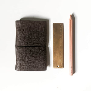 Leather Pocket Notebooks - B7