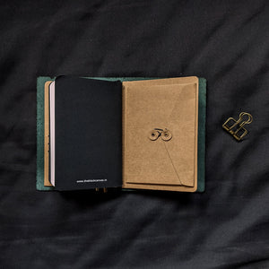 Forest TBC Travellers Journal | A6