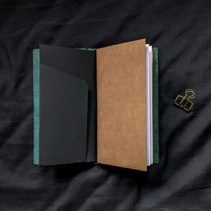 Forest TBC Travellers Journal | Slim