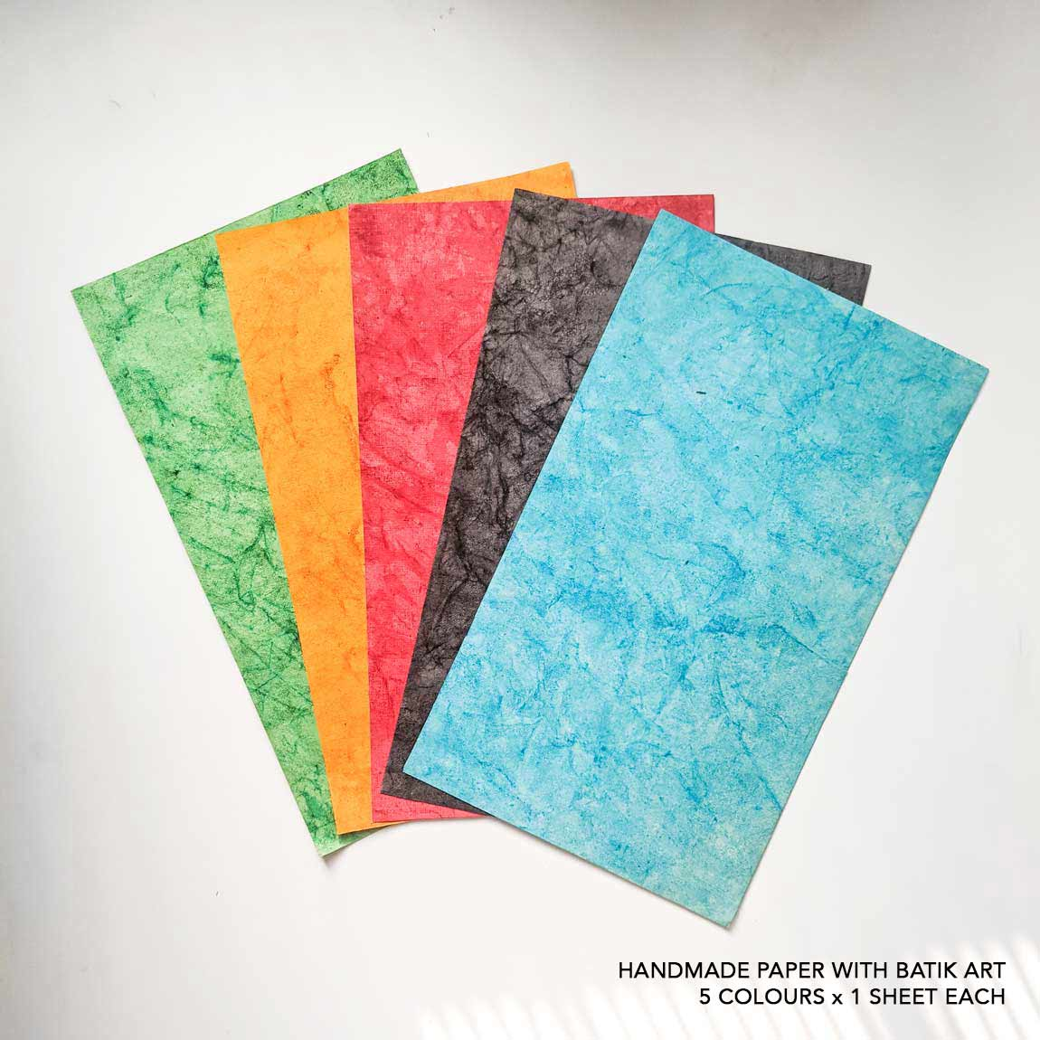 Journaling Papers - Assorted