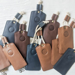 RS / / Leather & Felt Key Holders