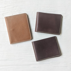 RS / / Slim Bi-Fold Wallets