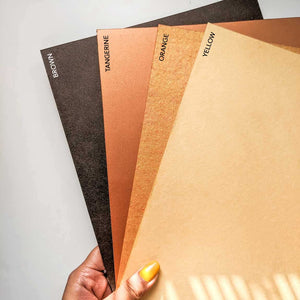 Journaling Papers - Metallic