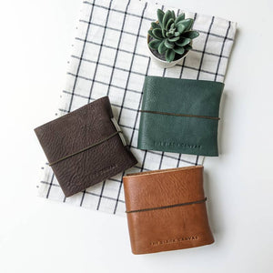 Rustic Little Landscape Leather Journals