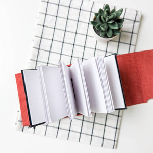 Little Square Leather Journals