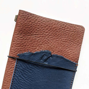 Outlander Leather Cover - Tan | A6