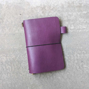 TBC Travellers Journal - Leather Cover Only