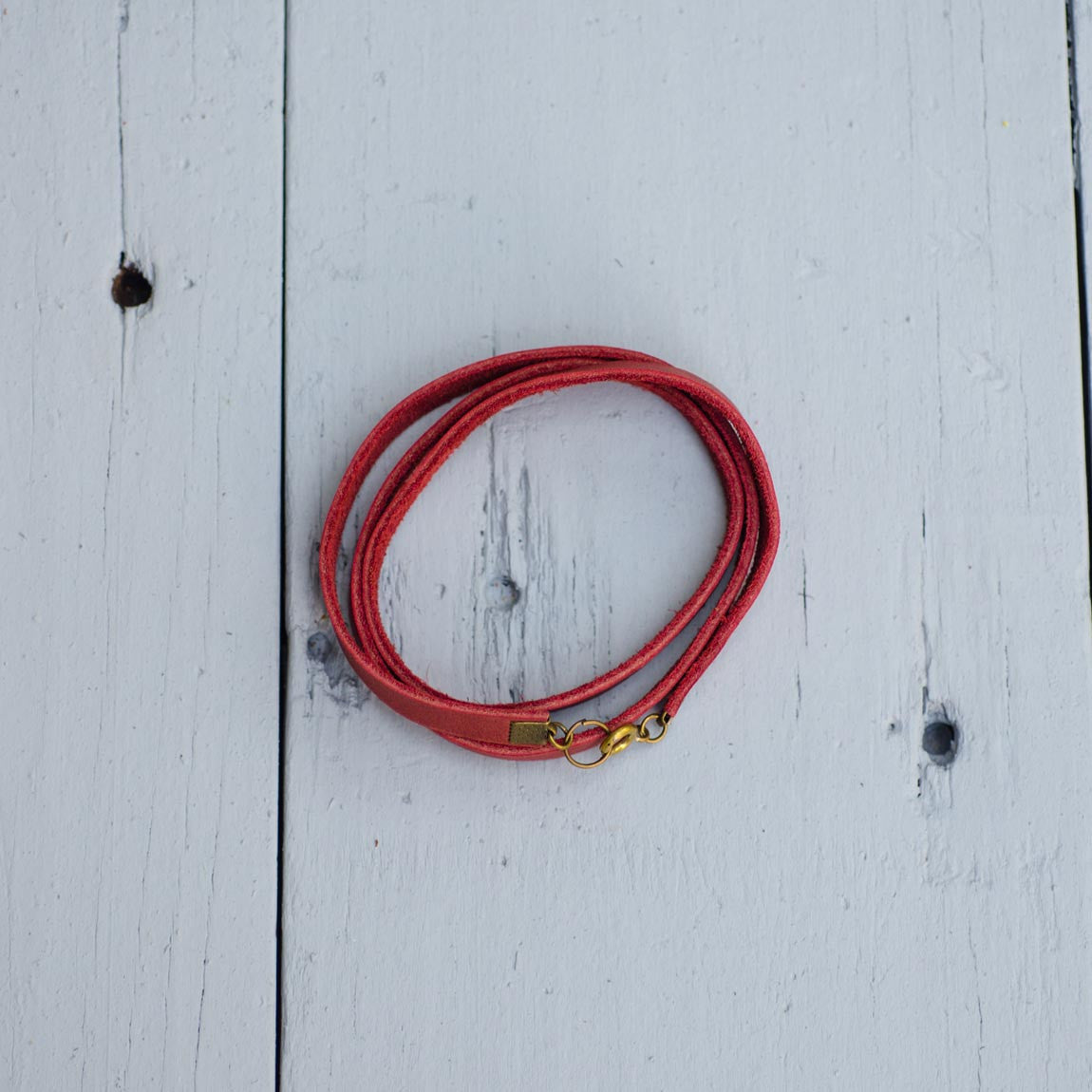 red-leather-wrist-band-closed-top-view_2048x Ranger Harness Wire Wrap on snap choke free, downhole tool, around strap dog, snap monogram, electrical wire, engine wiring, snap plaid dog, around dachshund dog,
