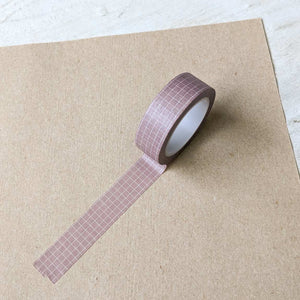 Square Grid Washi Tape