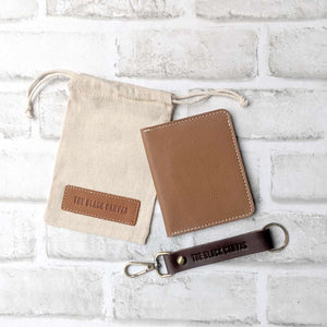 Wallet + Key Fob Bundle