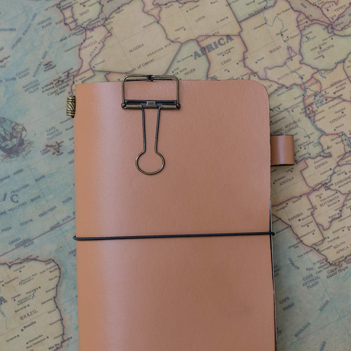 TBC Traveller's Journal - Tan