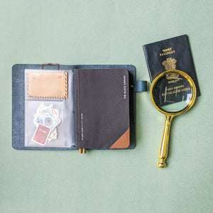 TBC Traveller's Journal - Teal Blue | LIMITED EDITION
