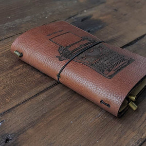 Typewriter TBC Travellers Journal | A6