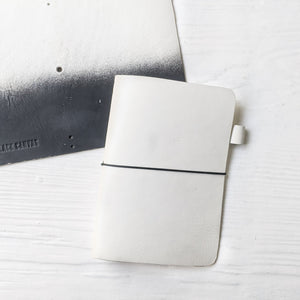 RS / / TBC Travellers Journal - White