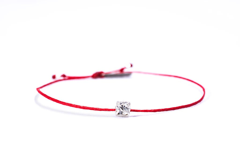 Red Bling String