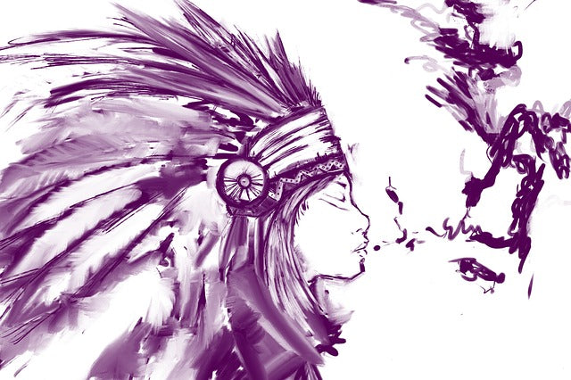 The Symbolic Meaning Behind Cherokee Warrior's Headdress