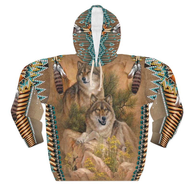 Omega Spirit All Over Print Hoodie