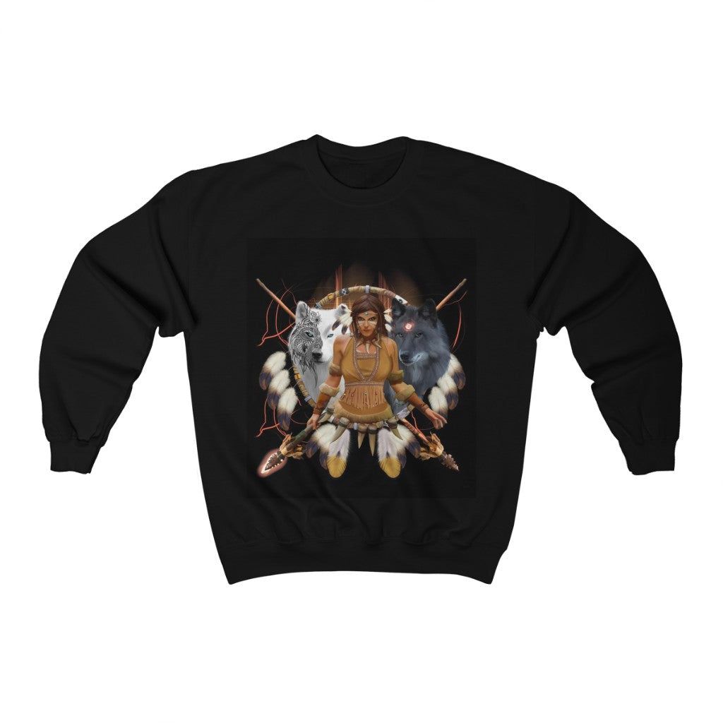 Scarlet Warrior Sweatshirt