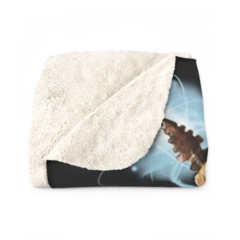 Day and Night 4 Colors Sherpa Fleece Blanket