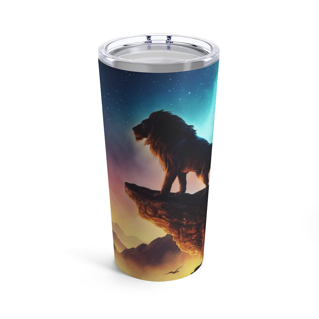 Free Like a Bird by Jojoes Art Tumbler