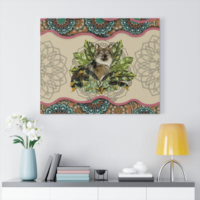 Forest Guardian Canvas Gallery Wraps