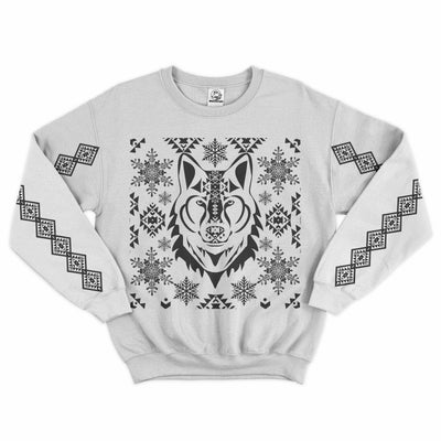 Canis Lupus Ugly Sweater